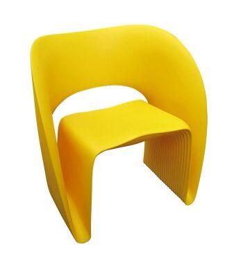 כורסא Raviolo צהוב
