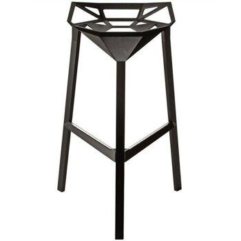 כסא בר One שחור