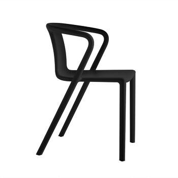 כסא Air Armchair שחור