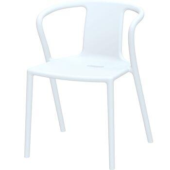 כסא Air Armchair לבן