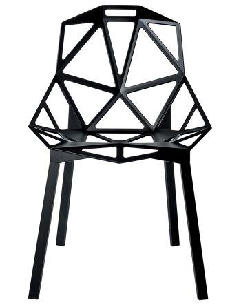 כסא One שחור