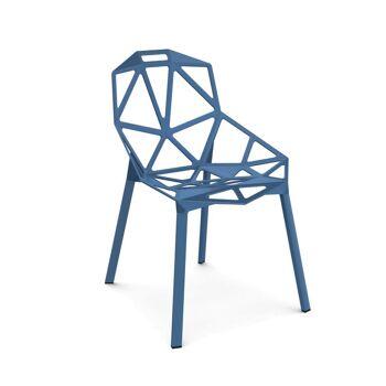 כסא One כחול