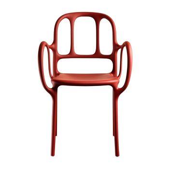 כסא Mila אדום