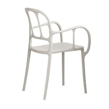 כסא Mila אפור בהיר