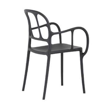 כסא Mila אפור