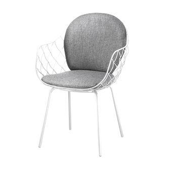כסא Pina אפור