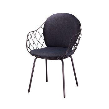 כסא Pina שחור