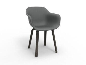 כסא Substance אפור
