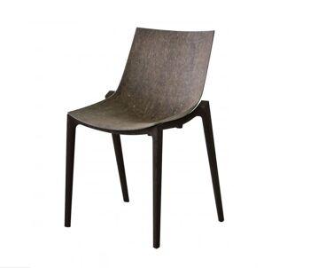 כסא Zartan חום