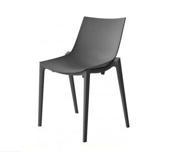 כסא Zartan אפור