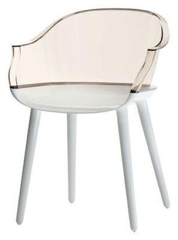 כסא Cyborg שמנת
