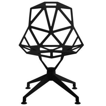 כסא One רגל מרכזית ajur