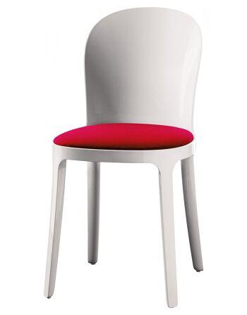 כסא vanity אדום