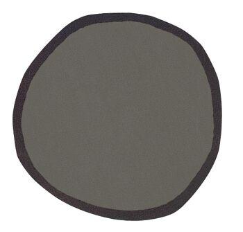 שטיח עגול AROS אפור