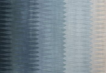 שטיח פטרן כחול