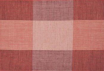 שטיח משבצות אדום
