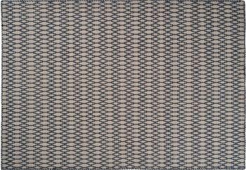 שטיח פטרן שחור בז'