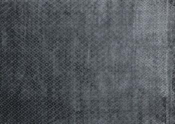 שטיח פטרן אפור כחלחל