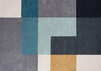 שטיח גאומטרי טטריס