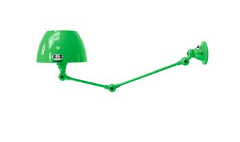 תאורת קיר בצבע ירוק