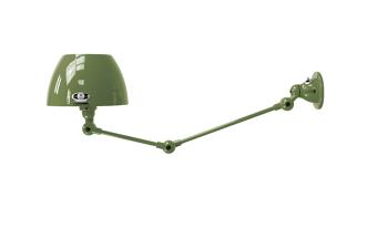 תאורת קיר בצבע ירוק חאקי
