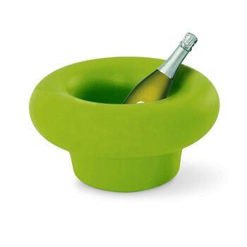 אביזר שולחני ליין בצבע ירוק