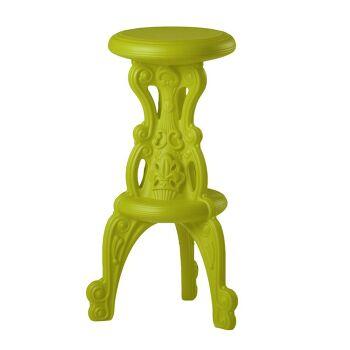 כסא בר בצבע ירוק