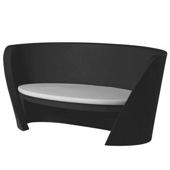 ספת גן בעיצוב קארים ראשיד, בצבע שחור