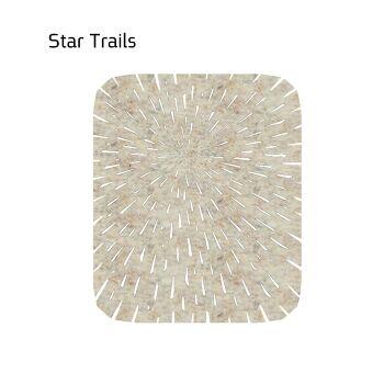 שטיח לבד STAR בצבע בז'