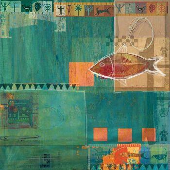 Ethnic fish