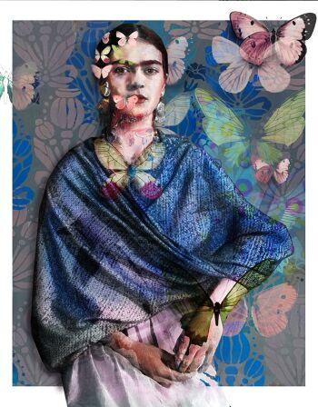 Butterflies – Frida Kahlo