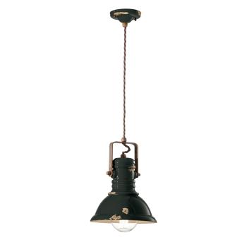 גוף תאורה בסגנון אורבני – בצבע שחור C-1691