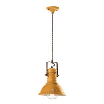 גוף תאורה בסגנון אורבני – בצבע צהוב C-1691