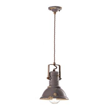 גוף תאורה בסגנון אורבני – בצבע אפור C-1691