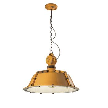 גוף תאורה בסגנון אורבני – בצבע צהוב C-1720