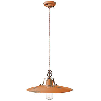 גוף תאורה בסגנון אורבני – בצבע כתום C-1443