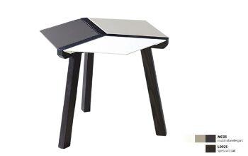 שולחן צד בשילוב עץ ESA